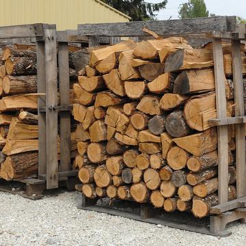 Quel est le poids d'un stère de bois ?